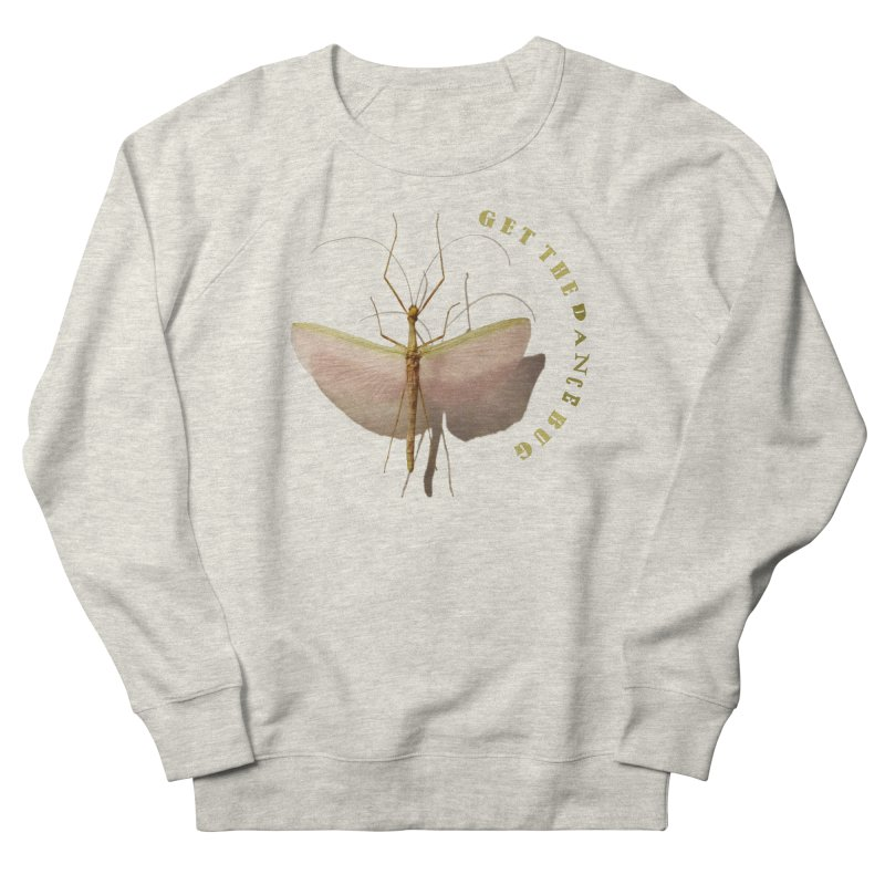 Dance Bug Women's Sweatshirt by All Fashioned by Nature Artist Shop