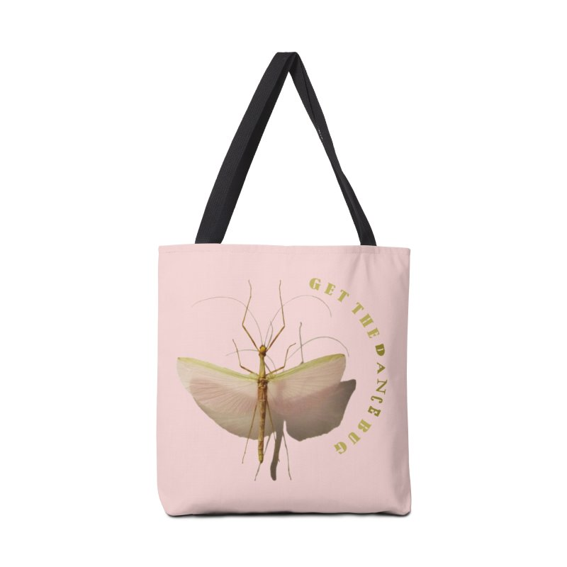 Dance Bug Accessories Bag by All Fashioned by Nature Artist Shop