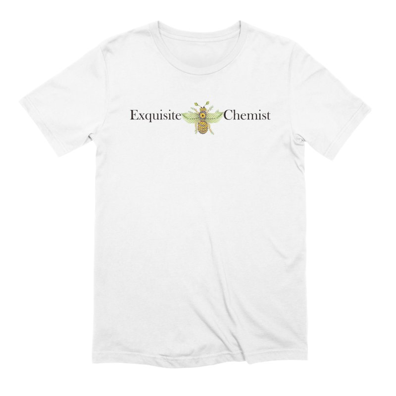 Exquisite Chemist Men's T-Shirt by All Fashioned by Nature Artist Shop