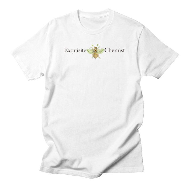 Exquisite Chemist Men's T-Shirt by FashionedbyNature's Artist Shop