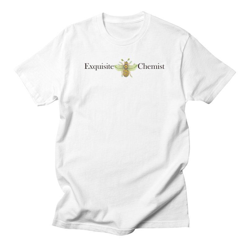 Exquisite Chemist Men's Regular T-Shirt by FashionedbyNature's Artist Shop