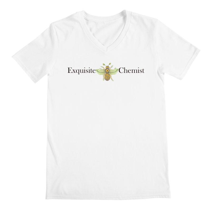 Exquisite Chemist Men's Regular V-Neck by FashionedbyNature's Artist Shop