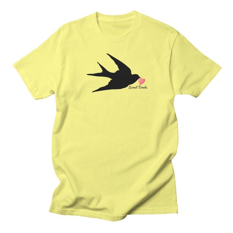 Sweet Tweets Women's T-Shirt by FashionedbyNature's Artist Shop