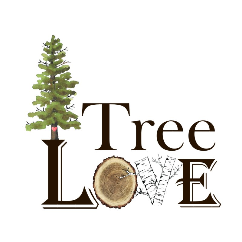 Tree Love by FashionedbyNature's Artist Shop