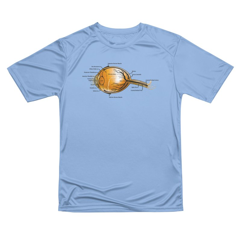 Onion Eye Women's T-Shirt by All Fashioned by Nature Artist Shop