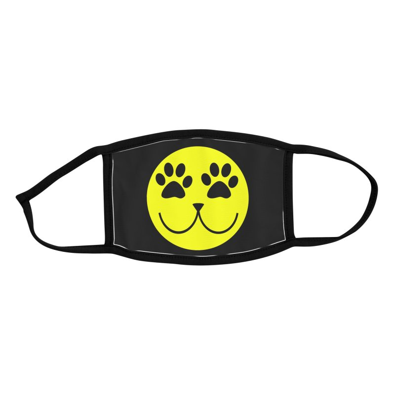Emoji Pawsion Accessories Face Mask by All Fashioned by Nature Artist Shop