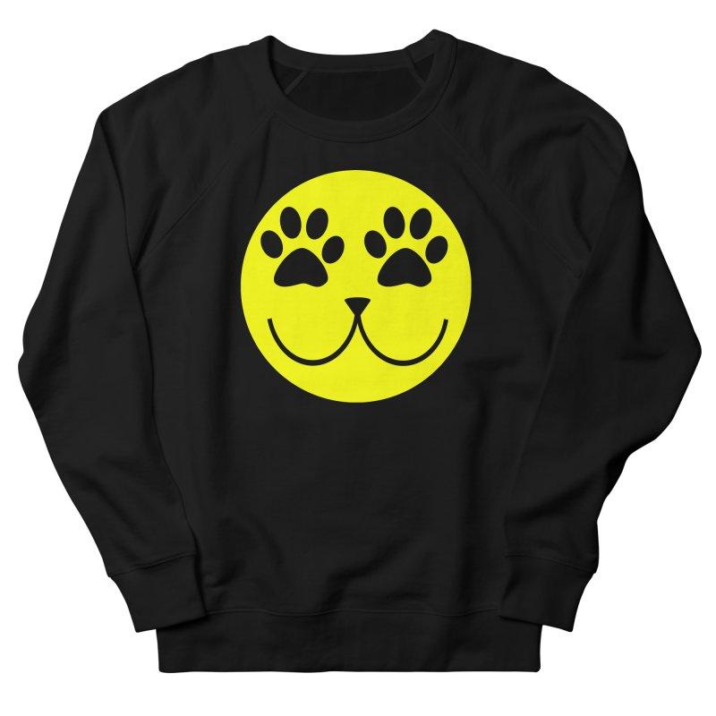 Emoji Pawsion Women's French Terry Sweatshirt by FashionedbyNature's Artist Shop
