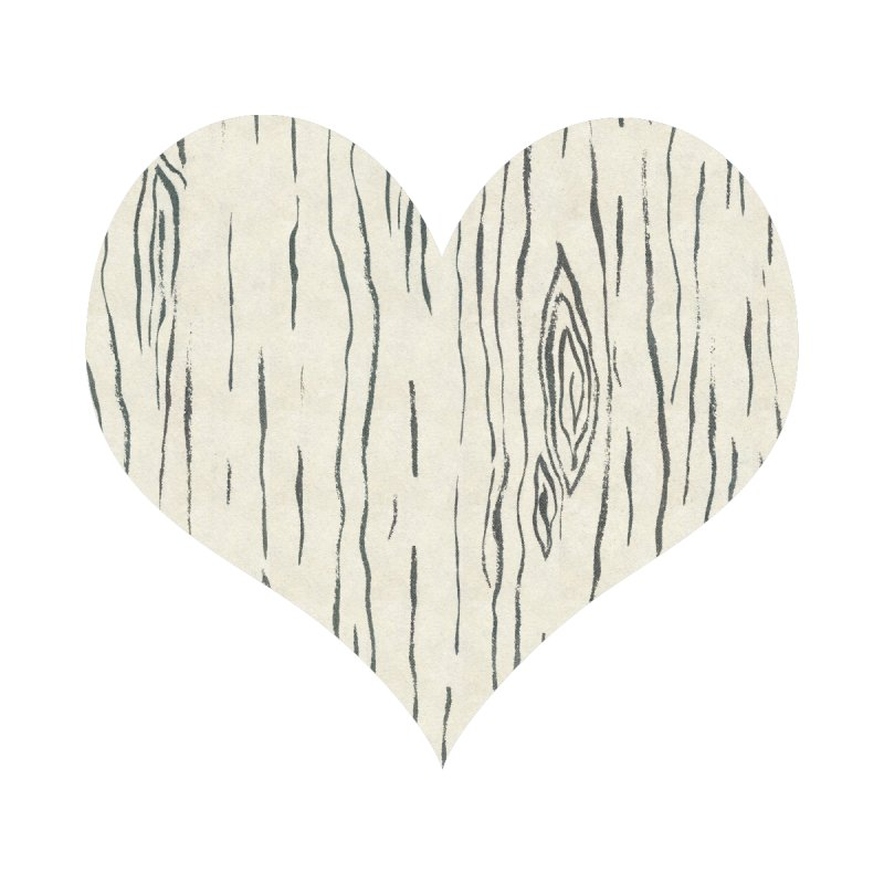 Heart of Birch Men's Tank by All Fashioned by Nature Artist Shop