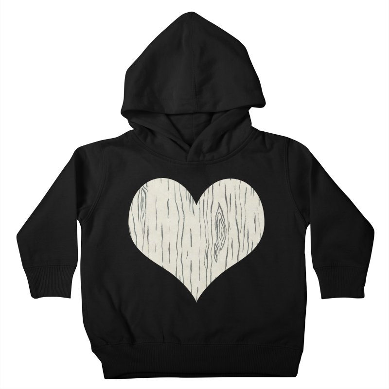 Heart of Birch Kids Toddler Pullover Hoody by All Fashioned by Nature Artist Shop