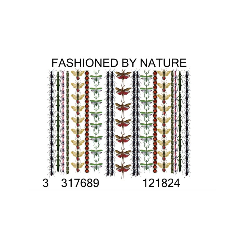 Bug Barcode Accessories Bag by All Fashioned by Nature Artist Shop