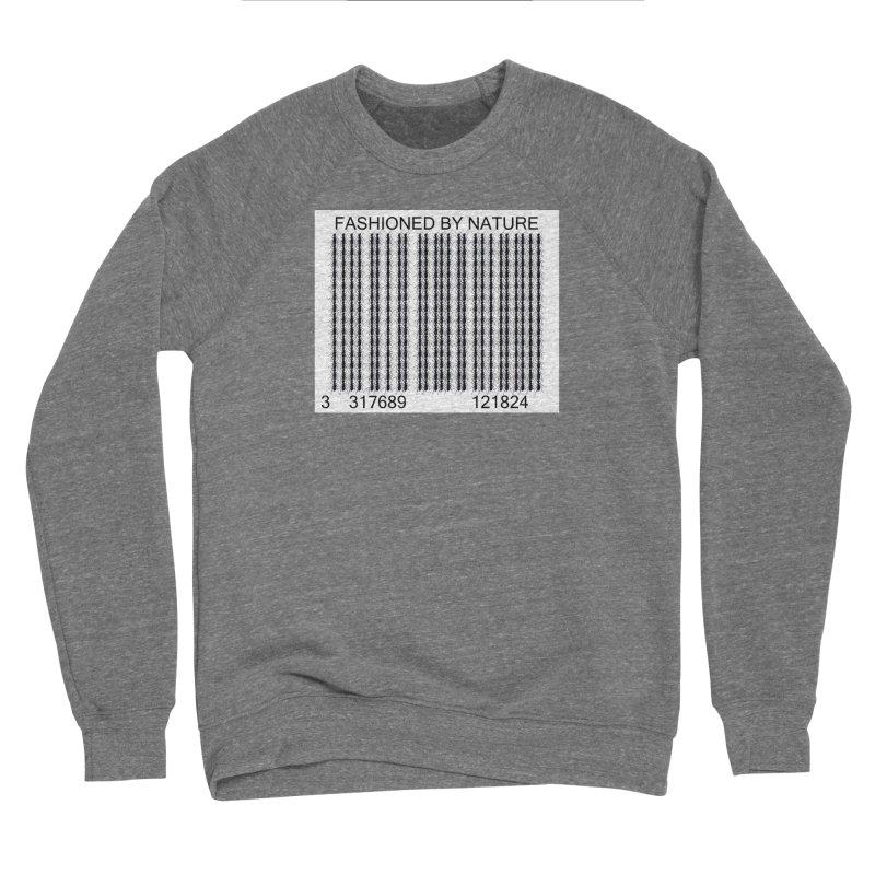 Ant Barcode Men's Sponge Fleece Sweatshirt by FashionedbyNature's Artist Shop