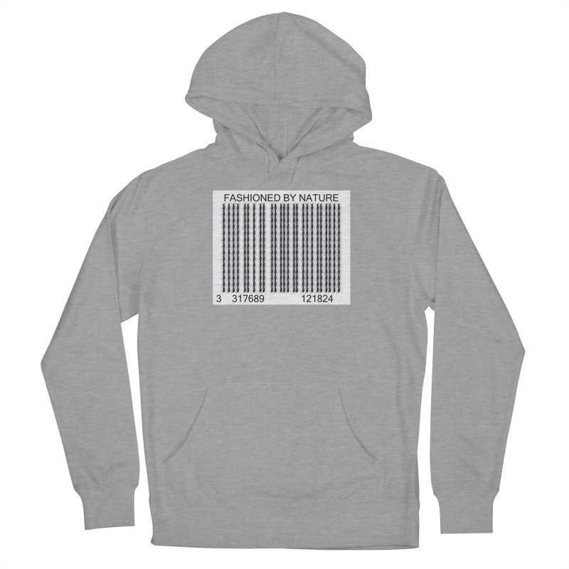 Ant Barcode Women's Pullover Hoody by FashionedbyNature's Artist Shop