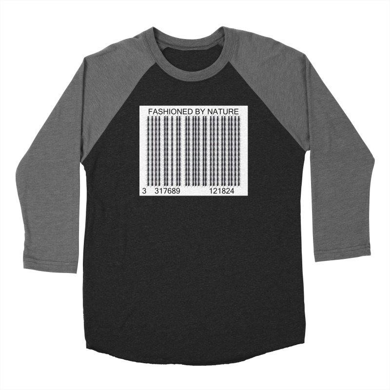 Ant Barcode Men's Longsleeve T-Shirt by FashionedbyNature's Artist Shop