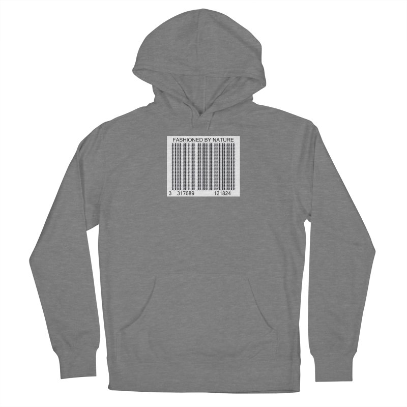 Ant Barcode Women's Pullover Hoody by All Fashioned by Nature Artist Shop