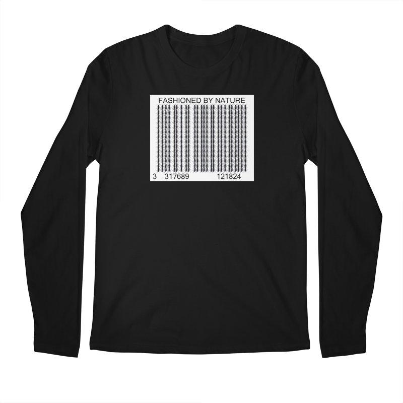 Ant Barcode Men's Regular Longsleeve T-Shirt by FashionedbyNature's Artist Shop