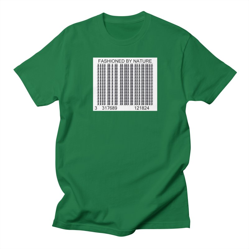 Ant Barcode Women's Regular Unisex T-Shirt by FashionedbyNature's Artist Shop