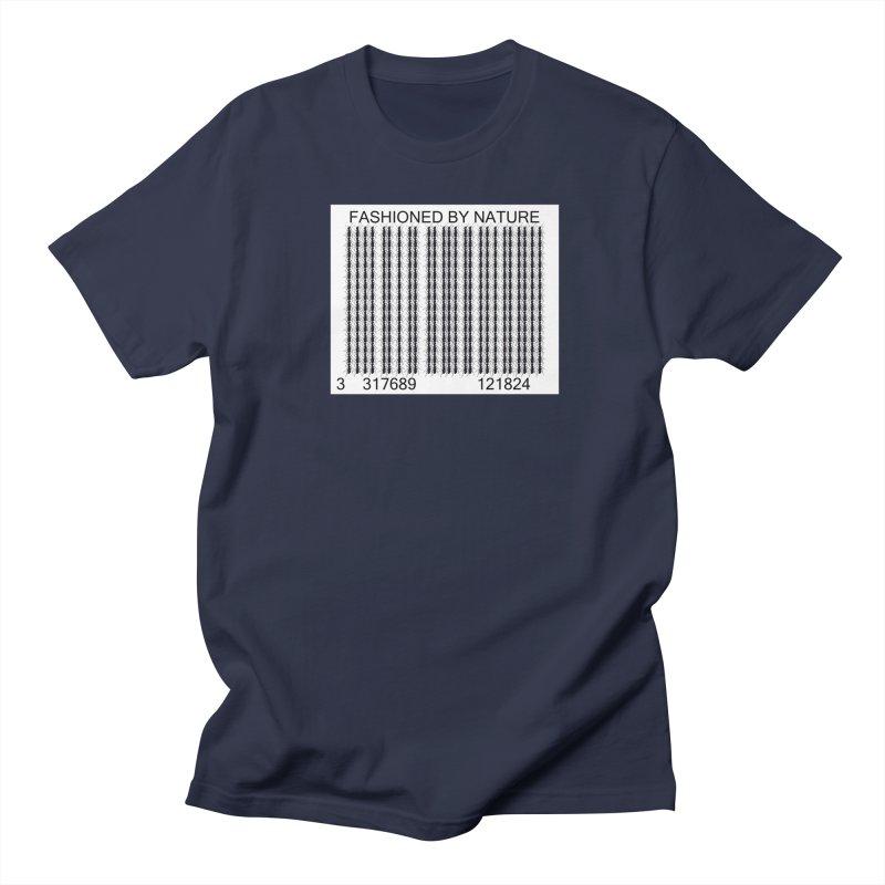 Ant Barcode Men's Regular T-Shirt by FashionedbyNature's Artist Shop