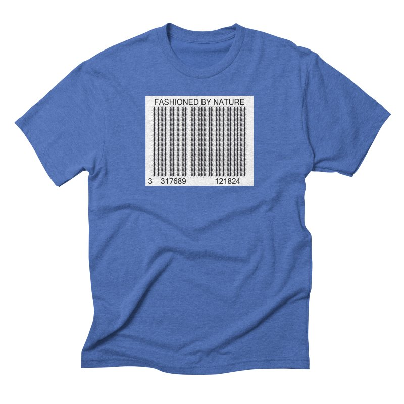 Ant Barcode Men's Triblend T-Shirt by FashionedbyNature's Artist Shop