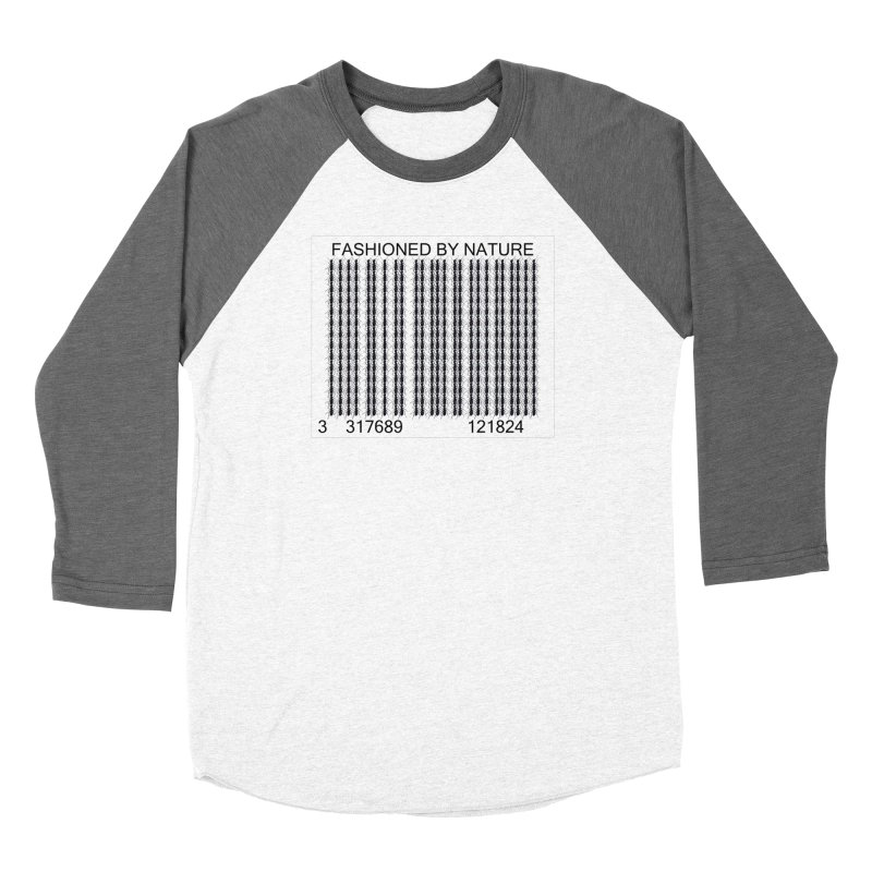 Ant Barcode Women's Longsleeve T-Shirt by FashionedbyNature's Artist Shop