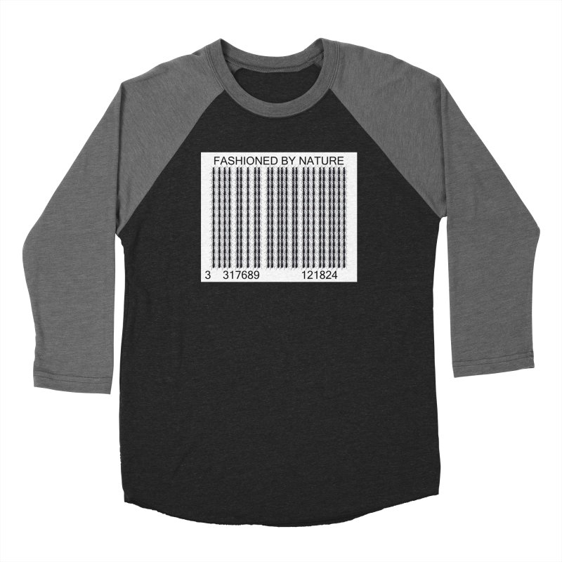 Ant Barcode Women's Baseball Triblend Longsleeve T-Shirt by FashionedbyNature's Artist Shop