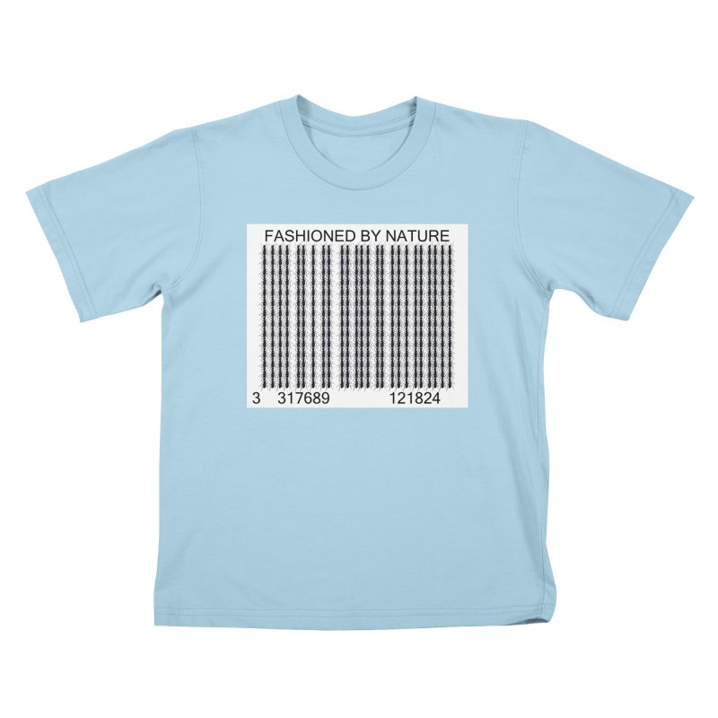 Ant Barcode Kids T-Shirt by FashionedbyNature's Artist Shop