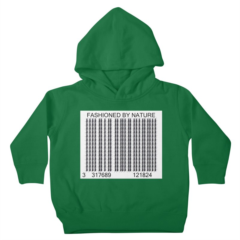 Ant Barcode Kids Toddler Pullover Hoody by FashionedbyNature's Artist Shop