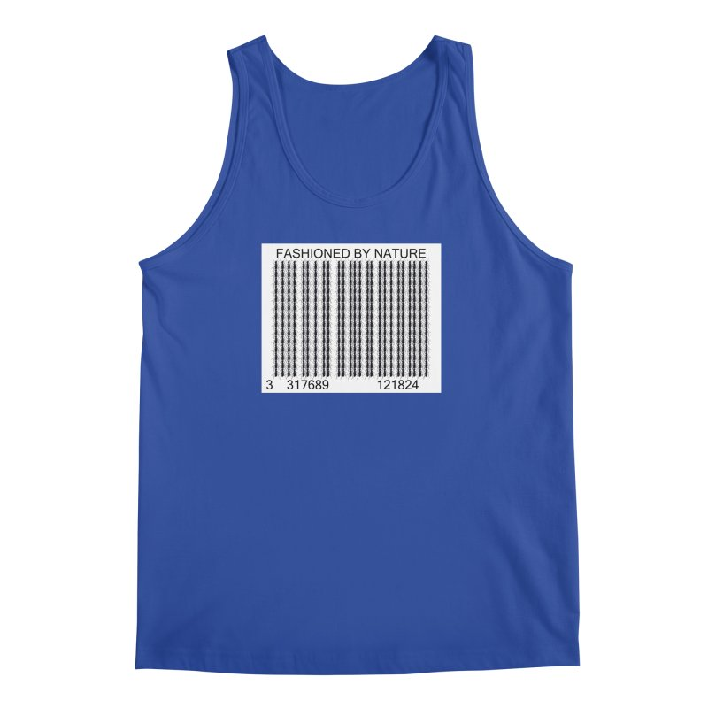 Ant Barcode Men's Regular Tank by FashionedbyNature's Artist Shop