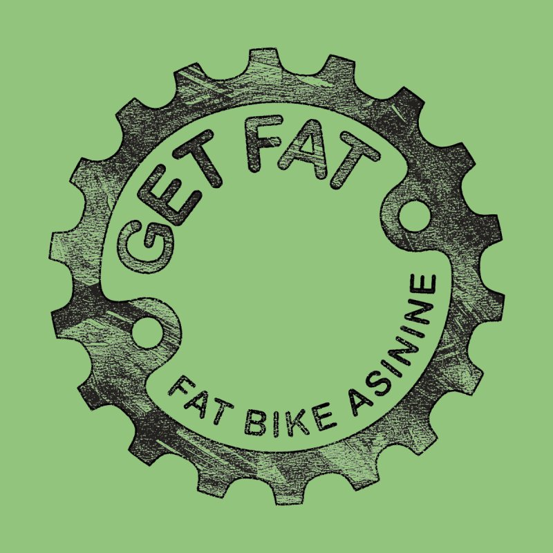 Get Fat Stamp by Fat Bike Asinine's Artist Shop