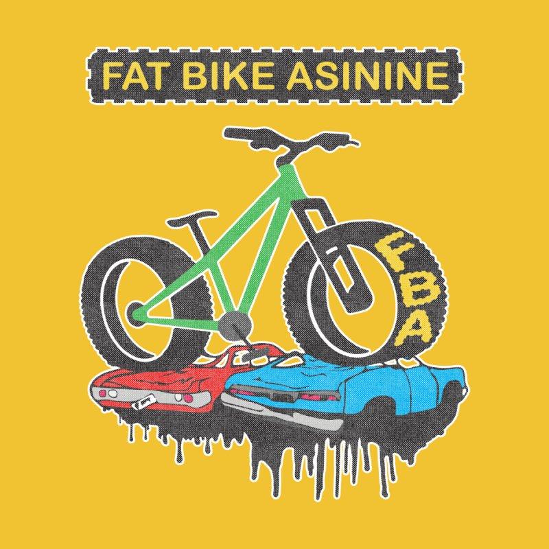 Big Monster Bike by Fat Bike Asinine's Artist Shop