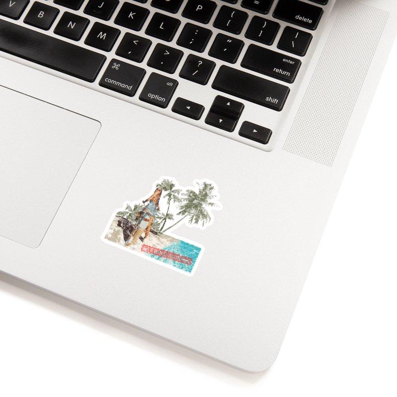 Beach Cruiser Accessories Sticker by Fat Bike Asinine's Artist Shop
