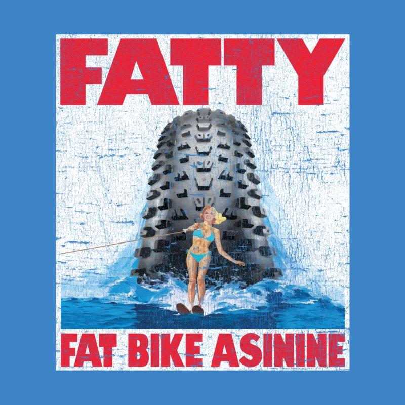 Fat Tire Jaws by Fat Bike Asinine's Artist Shop