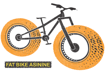 Fat Bike Asinine's Artist Shop Logo