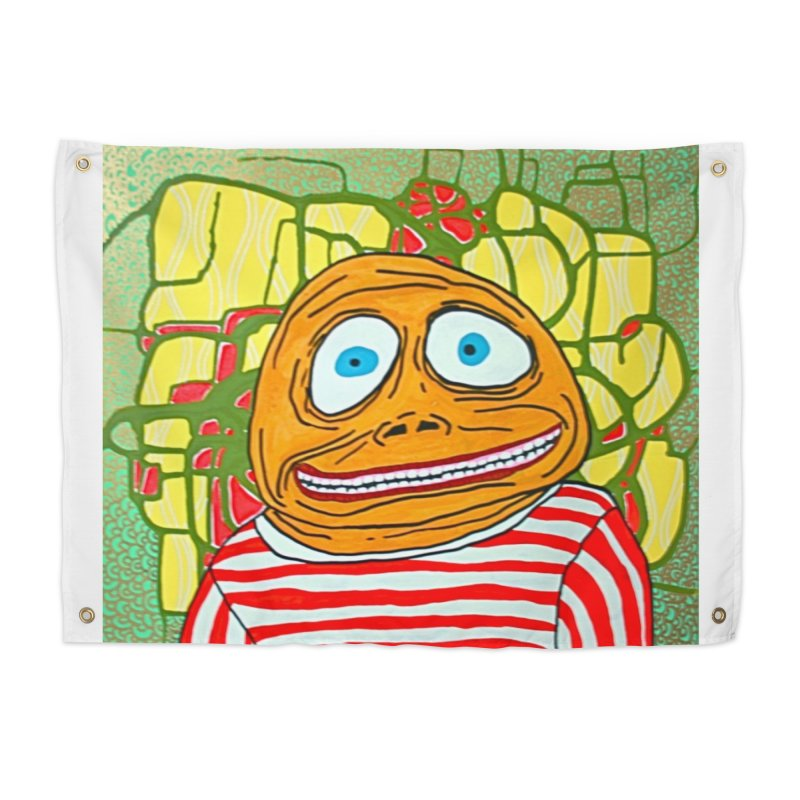 Kiddo Home Tapestry by FattyRomance's Artist Shop