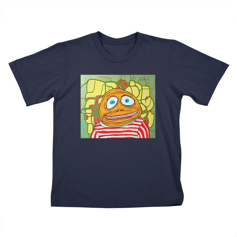 Kiddo Kids T-Shirt by FattyRomance's Artist Shop