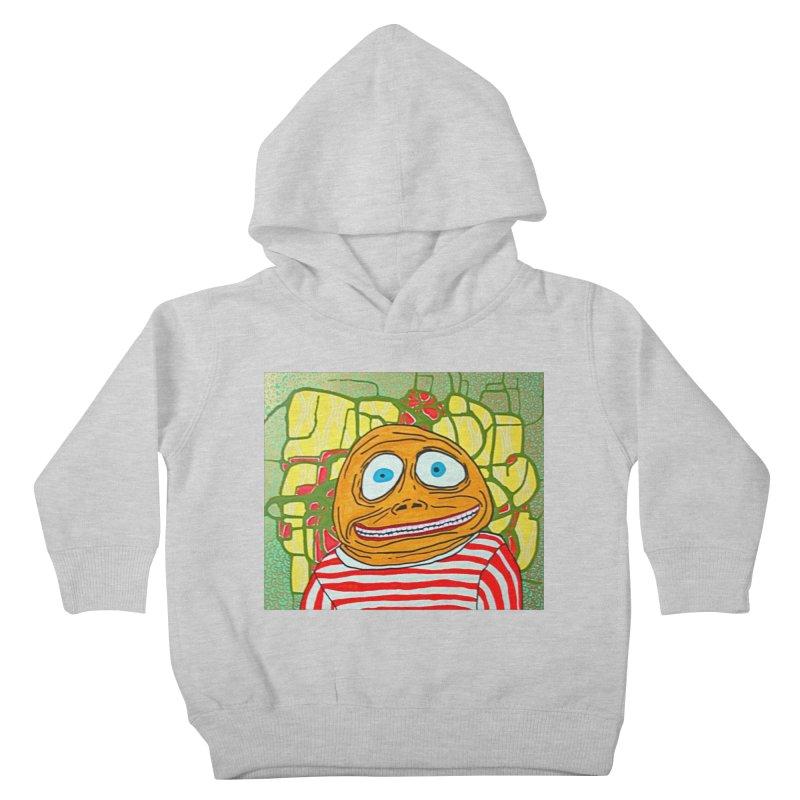 Kiddo Kids Toddler Pullover Hoody by FattyRomance's Artist Shop