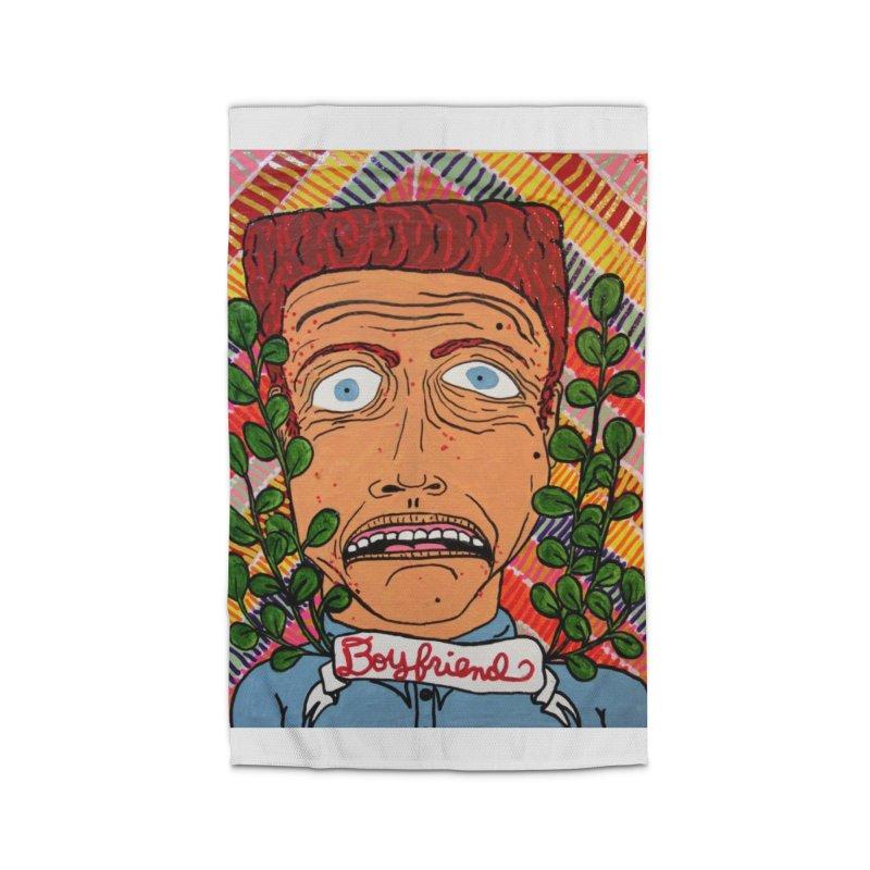 Ginger Boyfriend Home Rug by FattyRomance's Artist Shop