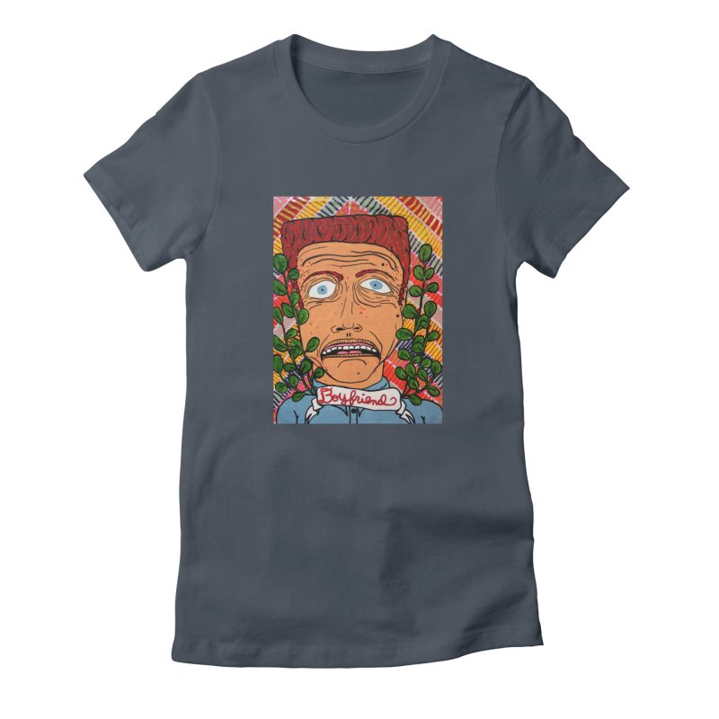Ginger Boyfriend Women's T-Shirt by FattyRomance's Artist Shop