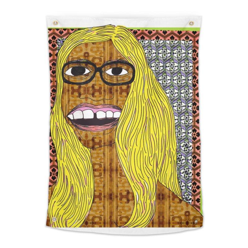 Sandy Home Tapestry by FattyRomance's Artist Shop