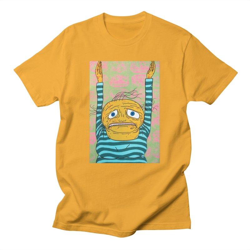 Goal! Men's T-Shirt by FattyRomance's Artist Shop