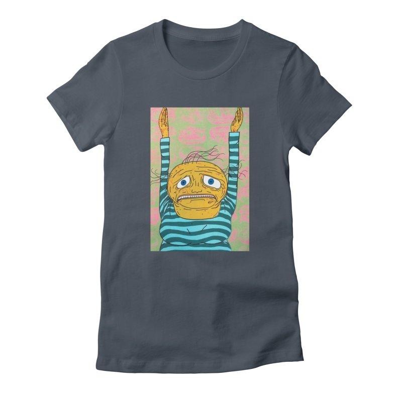 Goal! Women's T-Shirt by FattyRomance's Artist Shop