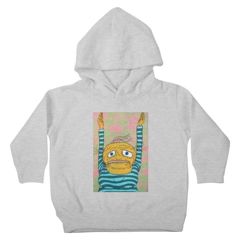 Goal! Kids Toddler Pullover Hoody by FattyRomance's Artist Shop