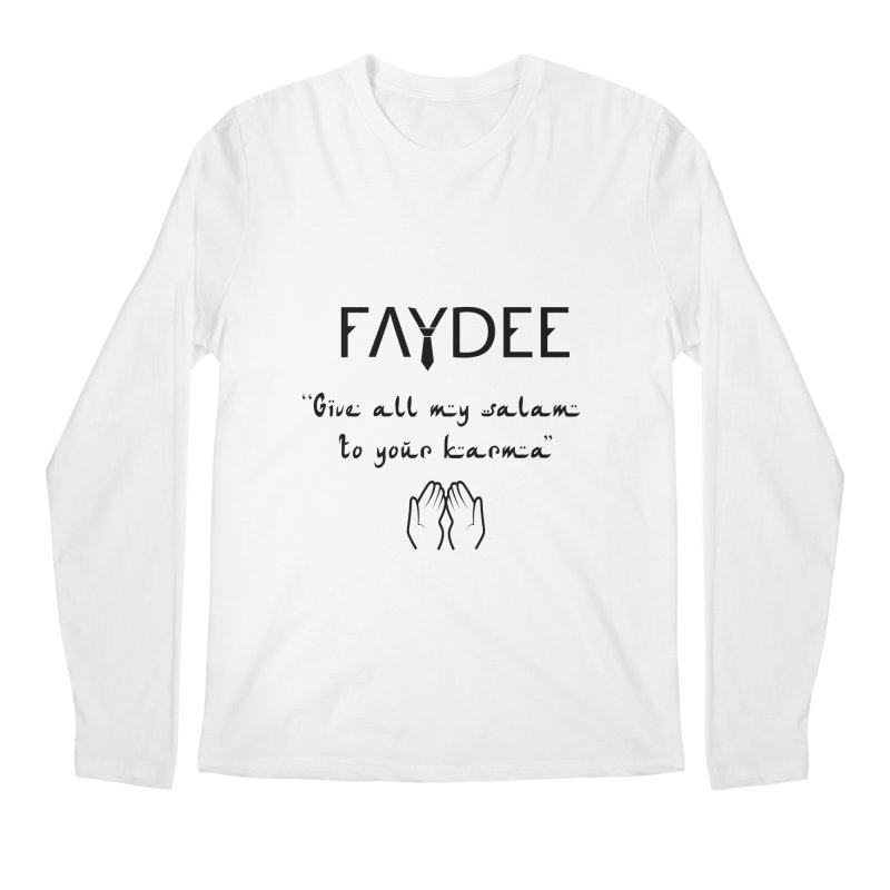 Men's None by Faydee Official Merch