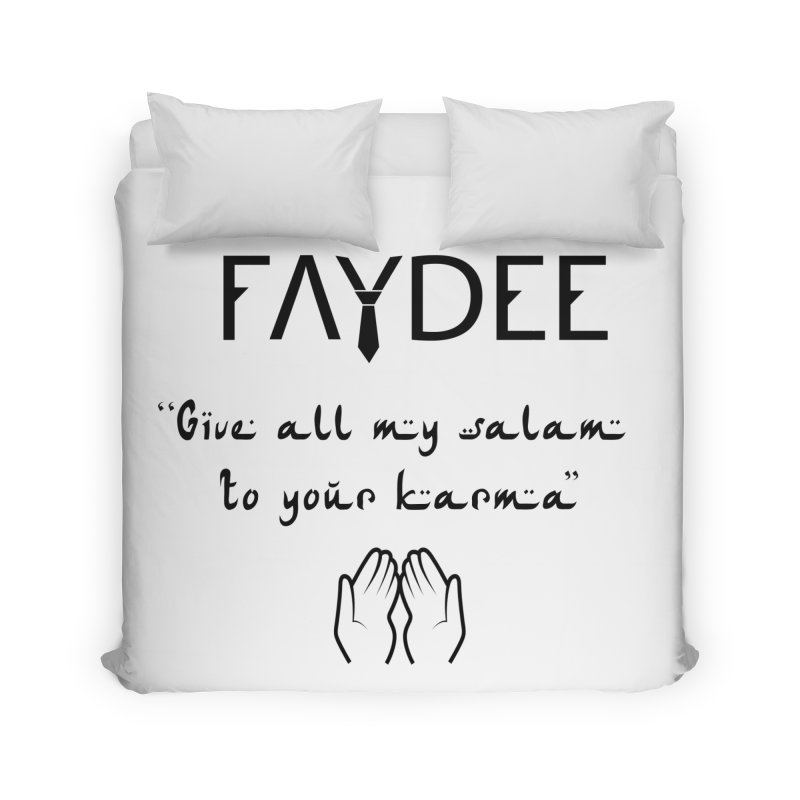 Home None by Faydee Official Merch