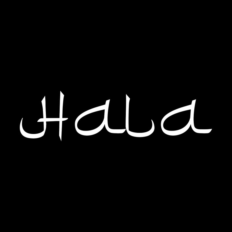 HALA Women's T-Shirt by Faydee Official Merch