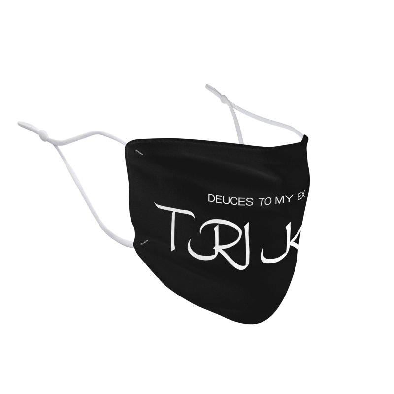 TRIKA EX Accessories Face Mask by Faydee Official Merch
