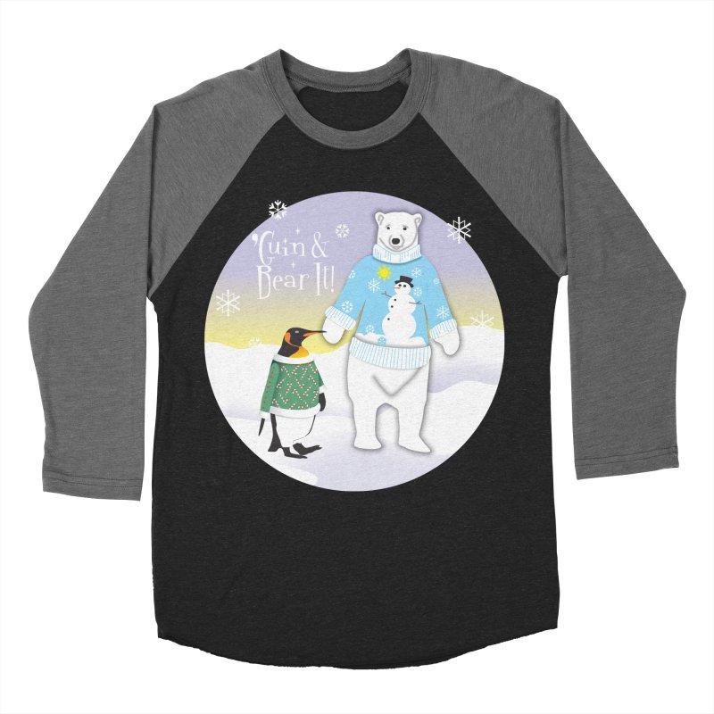 'Guin & Bear It! Men's  by FayeKleinDesign's Artist Shop
