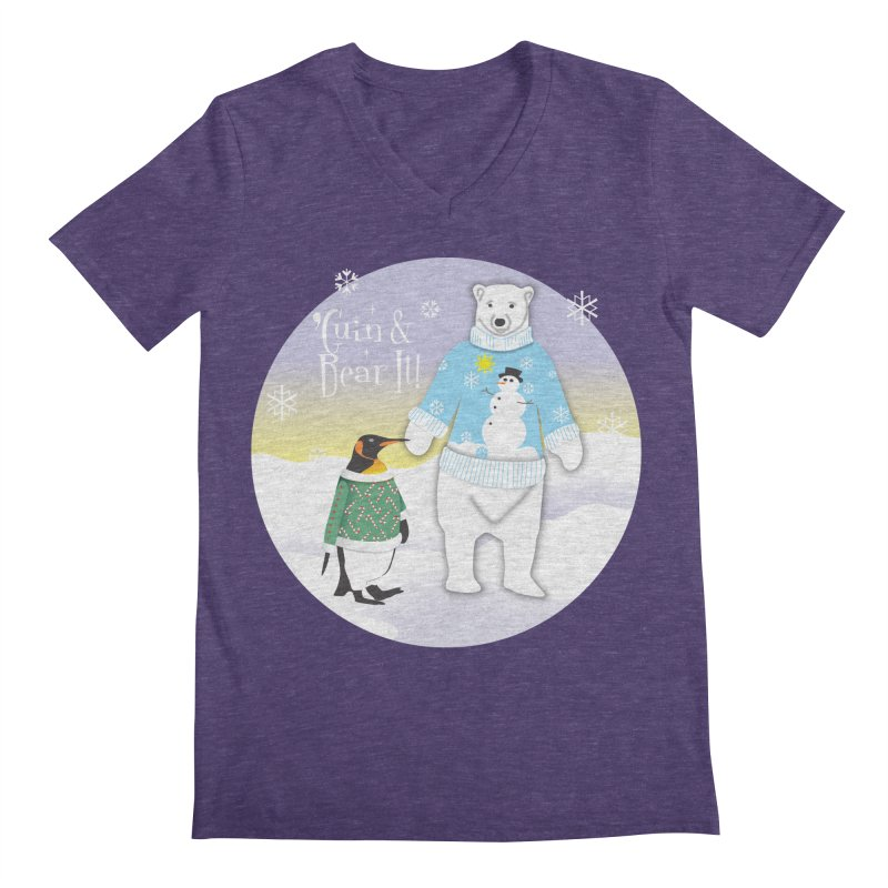 'Guin & Bear It! Men's  by FayeKleinDesign's Artist Shop