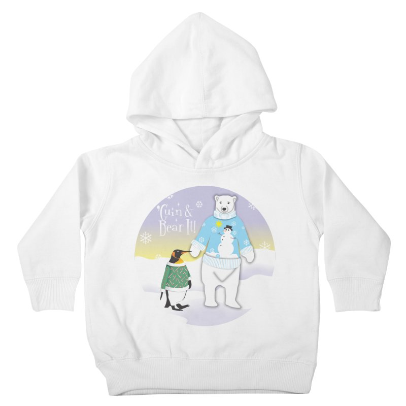 'Guin & Bear It! Kids  by FayeKleinDesign's Artist Shop