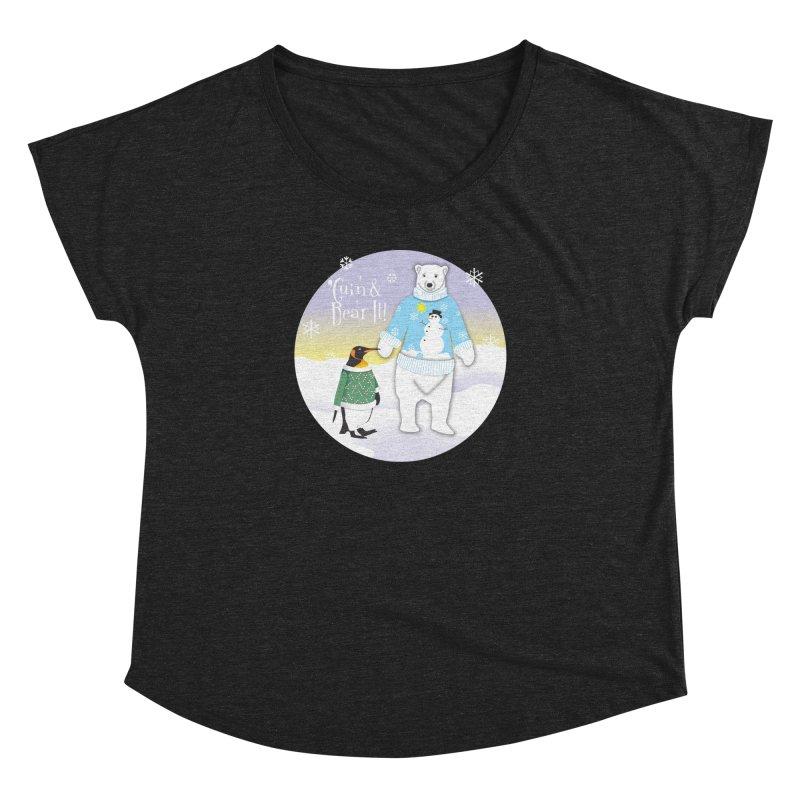 'Guin & Bear It! Women's Dolman by FayeKleinDesign's Artist Shop