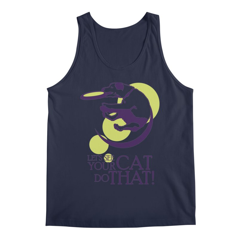Let's See Your Cat Do That! Men's Regular Tank by FayeKleinDesign's Artist Shop